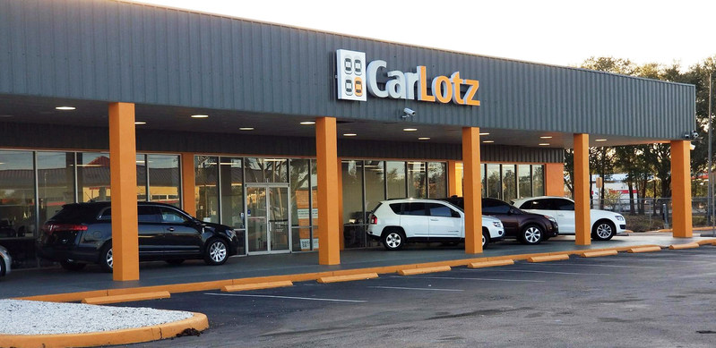 Used vehicle consignment platform carlotz announces for Select motors of tampa