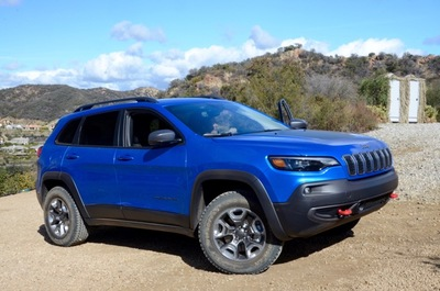 2019 Jeep Cherokee Capable and Authentic - Review by Larry ...