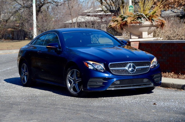 New car review 2018 mercedes benz e400 4matic coupe for Mercedes benz family discount