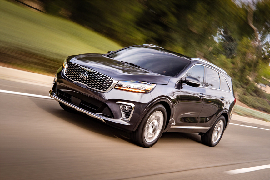 Kia motors america announces pricing for refreshed 2019 for Kia motors irvine ca