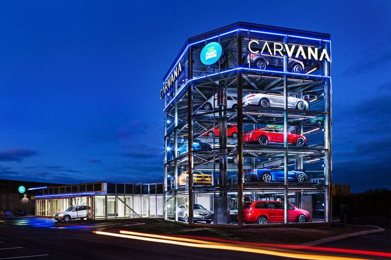 carvana used cars opens in lexington ky. Black Bedroom Furniture Sets. Home Design Ideas
