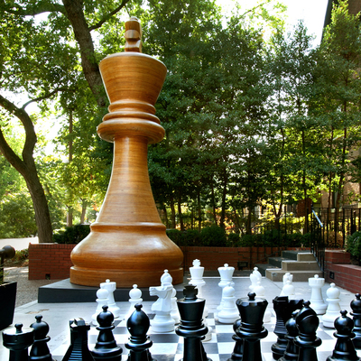 ROAD TRIP: World's Largest Chess Piece Unveiled at the ...