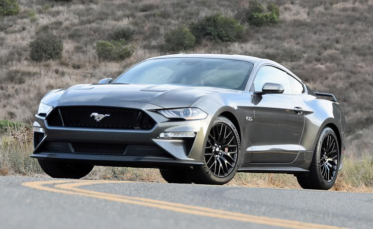 The Auto Channel Enjoy The Drive: 2018 Ford Mustang GT; 10 Speed Automatic Review and Test Drive ...
