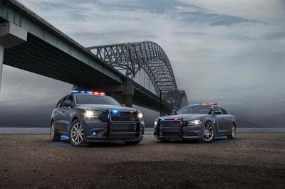 2018 Michigan State Police Vehicle Testing >> Dodge Police Pursuit Version of 2018 Durango