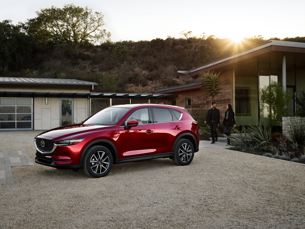 2018 mazda cx 5 earns iihs top safety pick rating. Black Bedroom Furniture Sets. Home Design Ideas