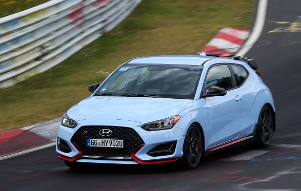 2019 Hyundai Veloster R-Spec Review - Save The Manuals
