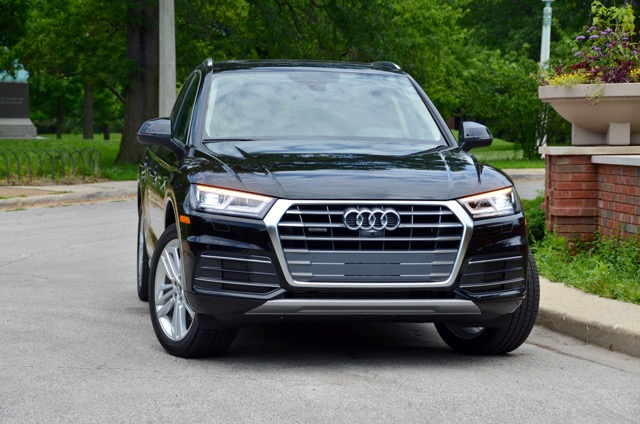 2018 Audi Q5 A Luxury Suv For The Family A Review By Larry Nutson
