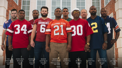 """Nissan State College >> Nissan's """"Heisman House"""" Ad Campaign"""