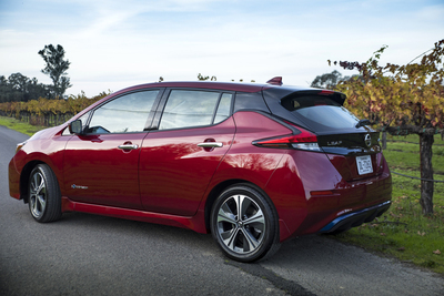 Pricing Now Available for 2019 Nissan Leaf