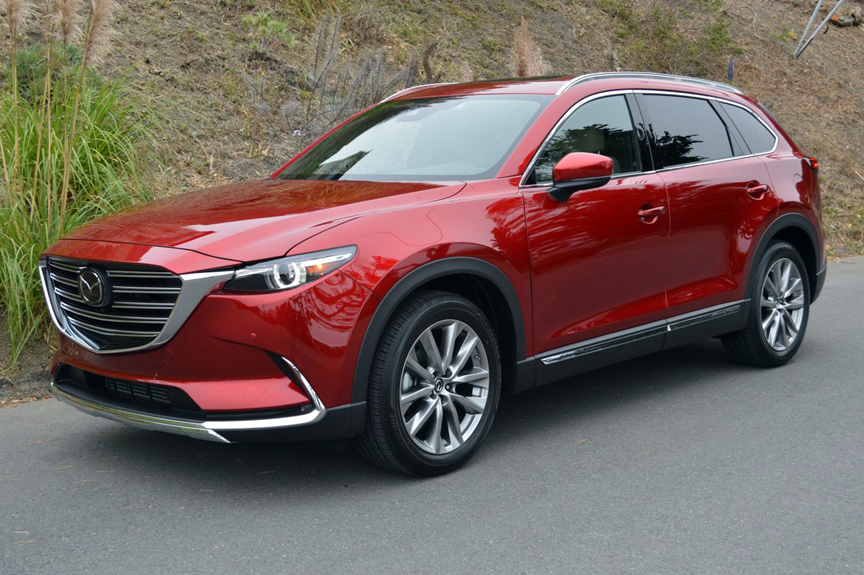 New Car Review: 2019 Mazda CX-9 Grand Touring AWD Review ...
