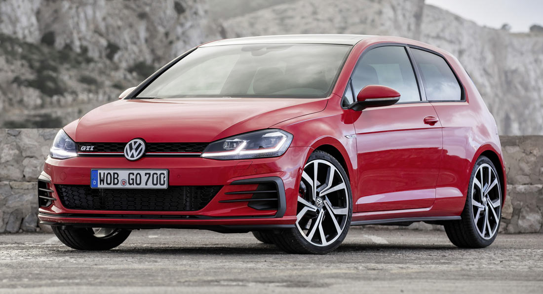 new car review 2019 volkswagen golf gti rabbit edition. Black Bedroom Furniture Sets. Home Design Ideas