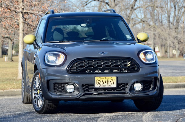 New Car Review 2019 Mini Cooper S E Countryman All4 Phev Review