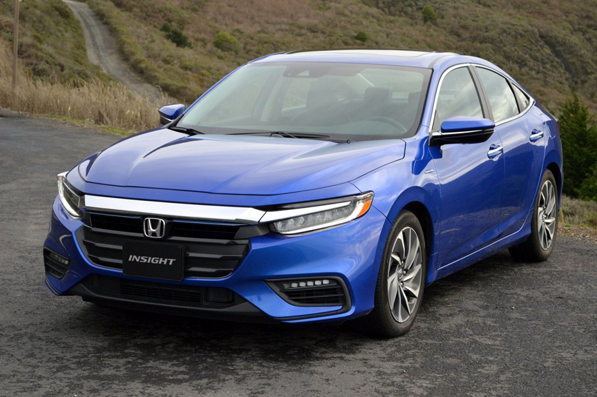 2019 Honda Insight 4dr Touring Hybrid Review By David Colman Video It S E15 Roved