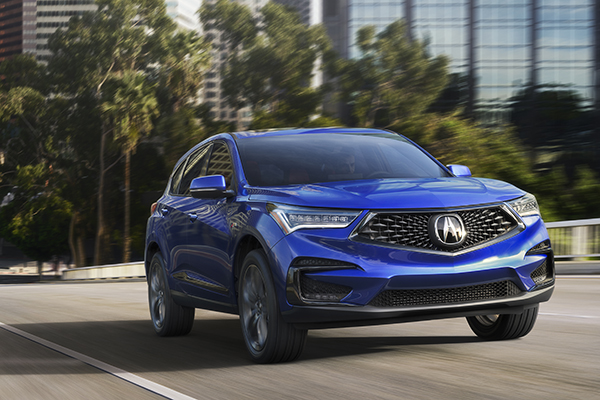 Best Luxury Compact Suv >> 2019 Acura Rdx Named Best Luxury Compact Suv For Families