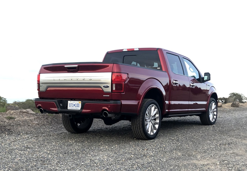 ford   limited  supercrew review  rob eckaus video   approved