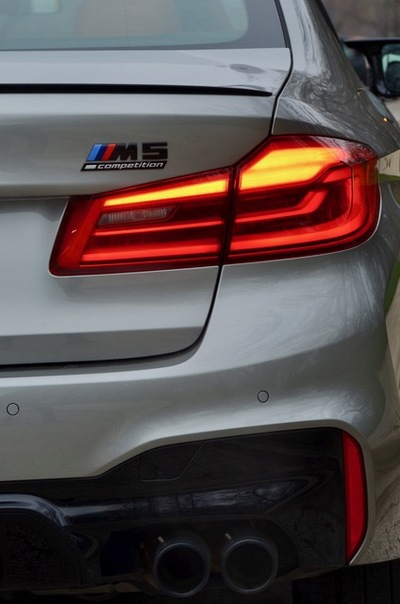 2019 BMW M5 Competition Road Test Review By Larry Nutson