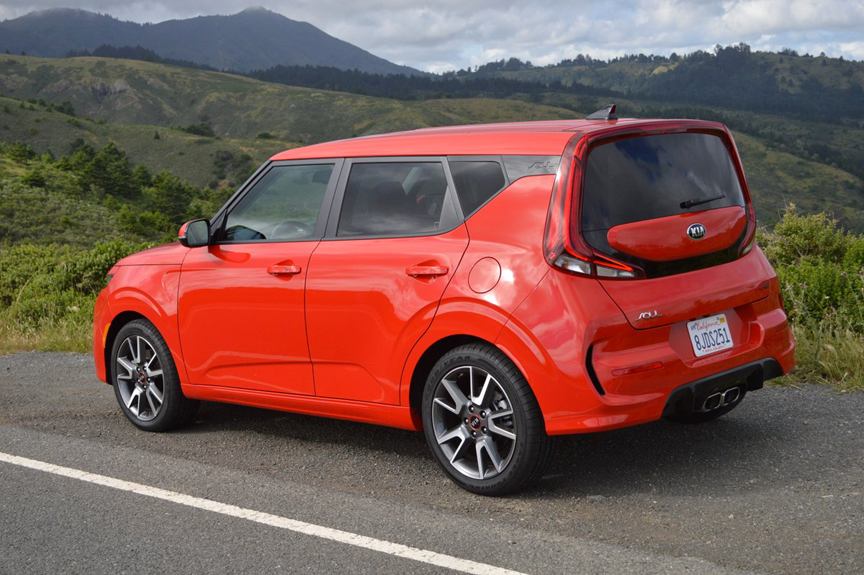 2020 Kia Soul Gt Line 1 6 Turbo Review By David Colman