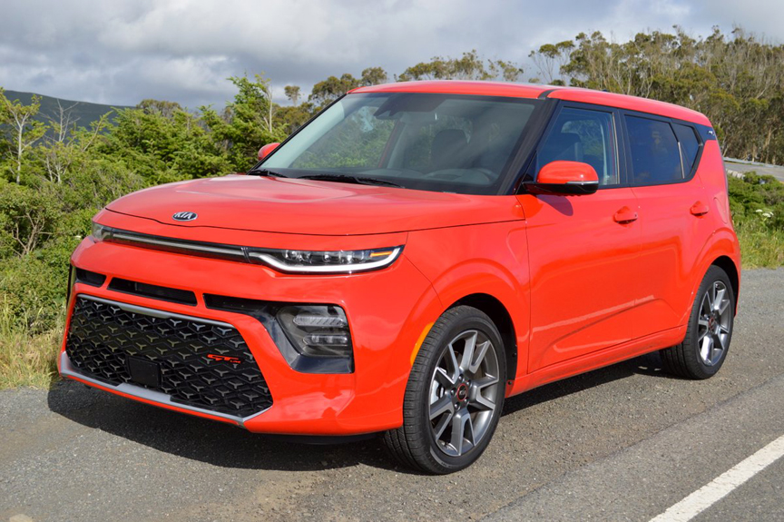 2020 Kia Soul Gt Line 1 6 Turbo Review By David Colman It S E15 Approved Video