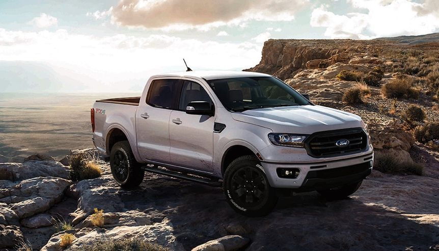 2020 ford ranger performs well in iihs crash tests