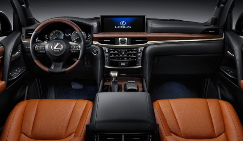 Official 2020 Lexus Lx 570 Sport Package Introduction
