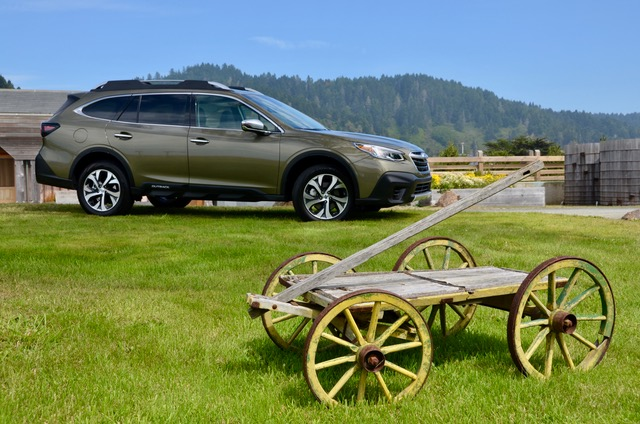2020 subaru outback first drive review by larry nutson auto channel