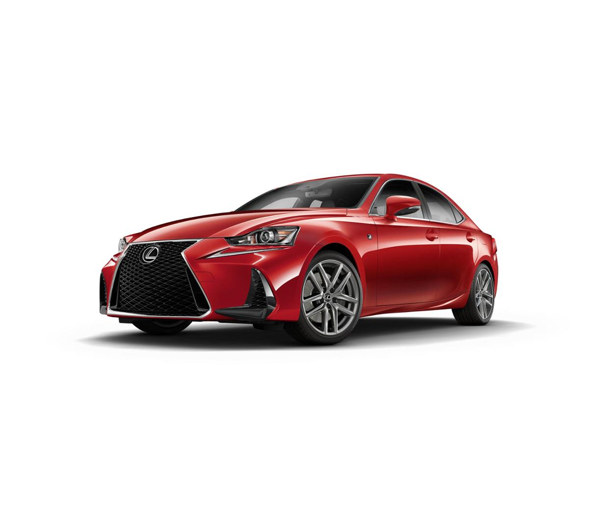 Lexus Sport: 2019 Lexus IS 350 F Sport Review By Mark Fulmer