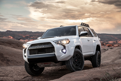 2020 Preview Adventurous 2020 Toyota 4runner Gains New