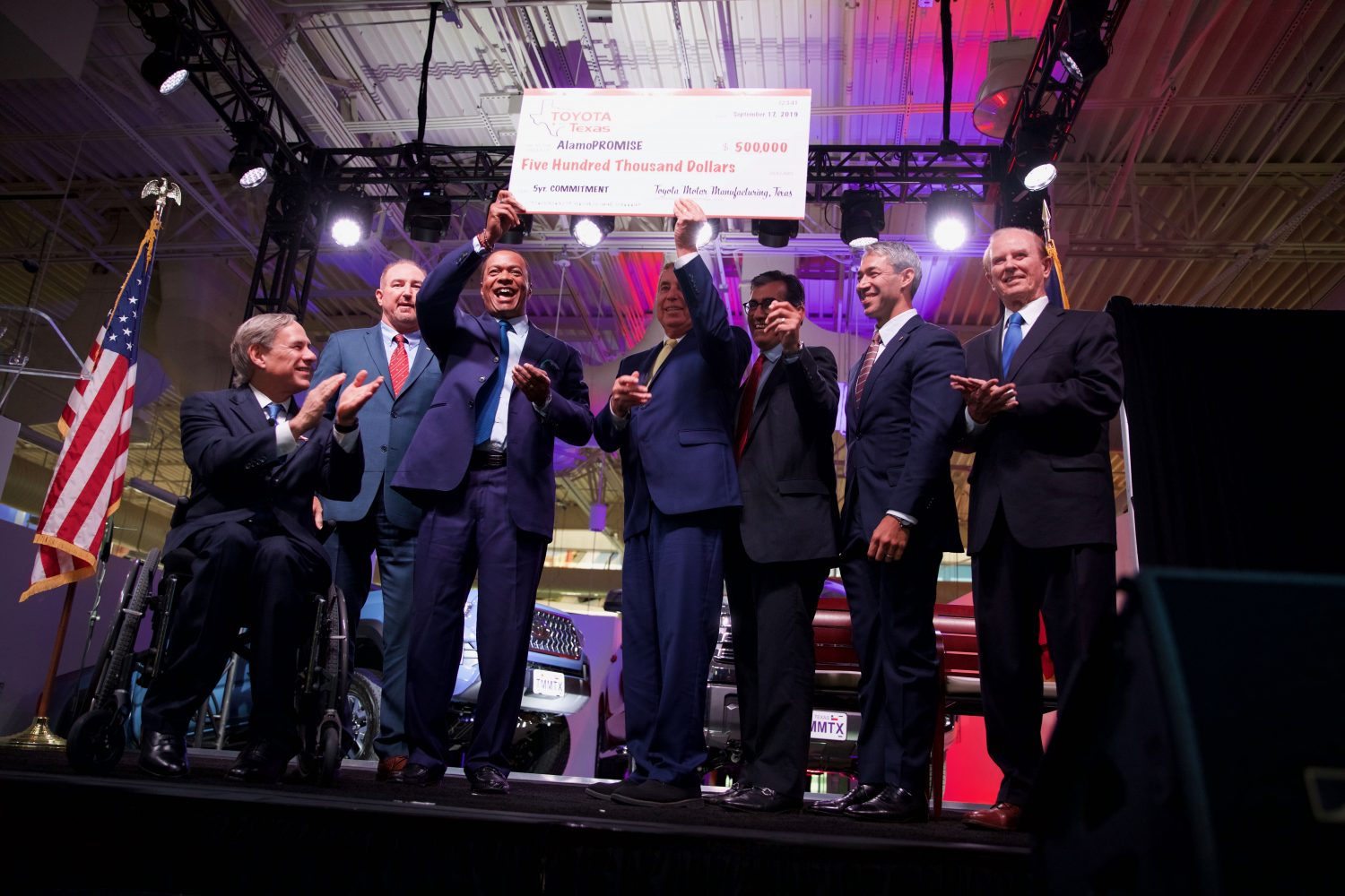 Toyota Injects 391 Million New Investment In Its San