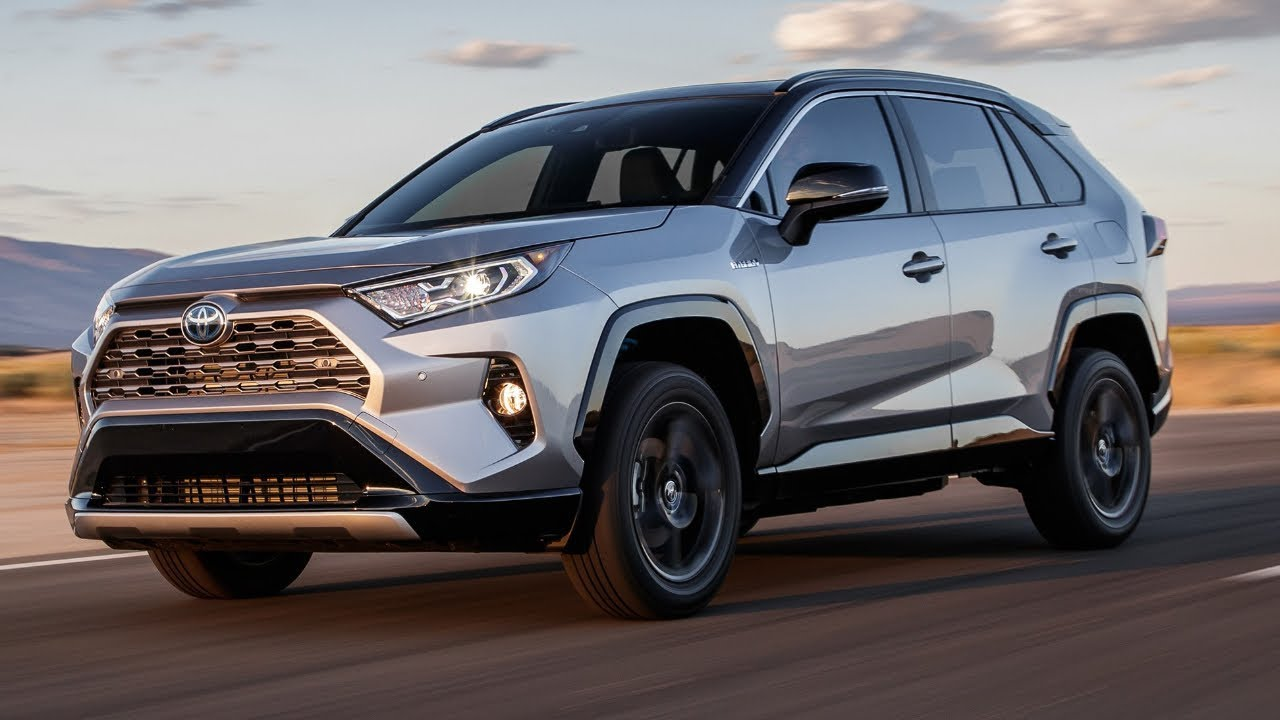2020 Toyota Rav4 Hybrid Xse Rocky Mountain Review By Dan Poler