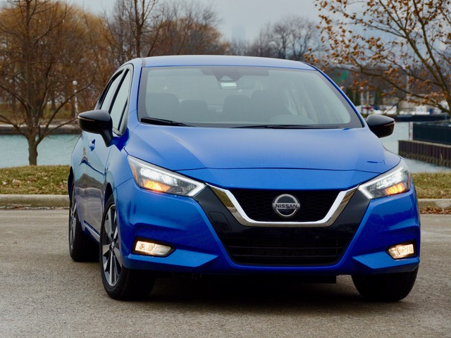 2020 Nissan Versa Review By Larry Nutson