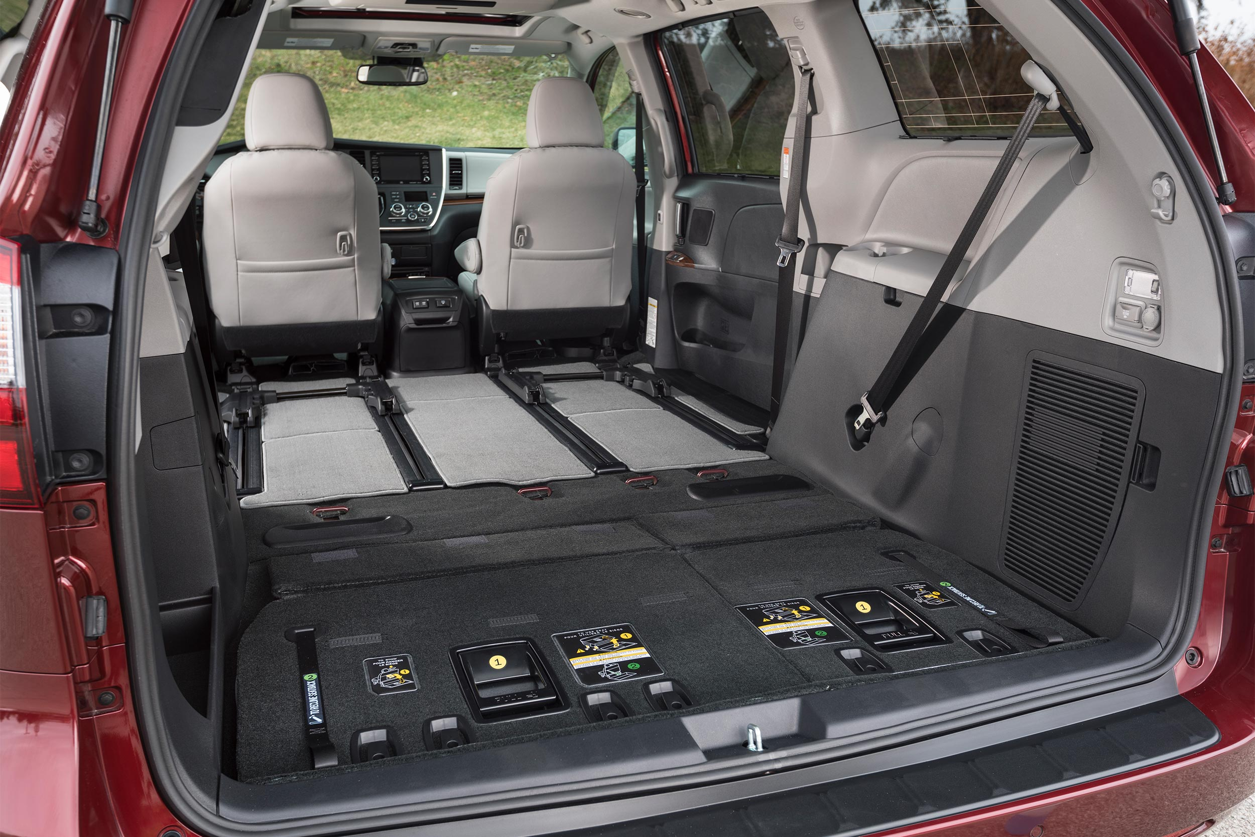 toyota sienna awd limited premium is this the one rocky mountain review by dan poler toyota sienna awd limited premium is