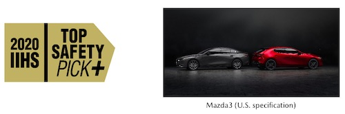 Mazda Earns Six Iihs Top Safety Pick Awards The Most