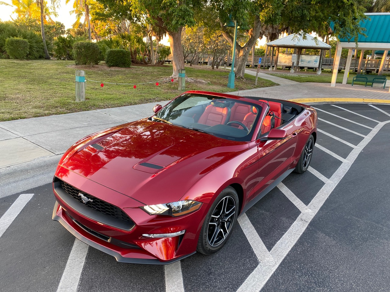 2020 Mustang Convertible Auto Channel Review By Thom Cannell