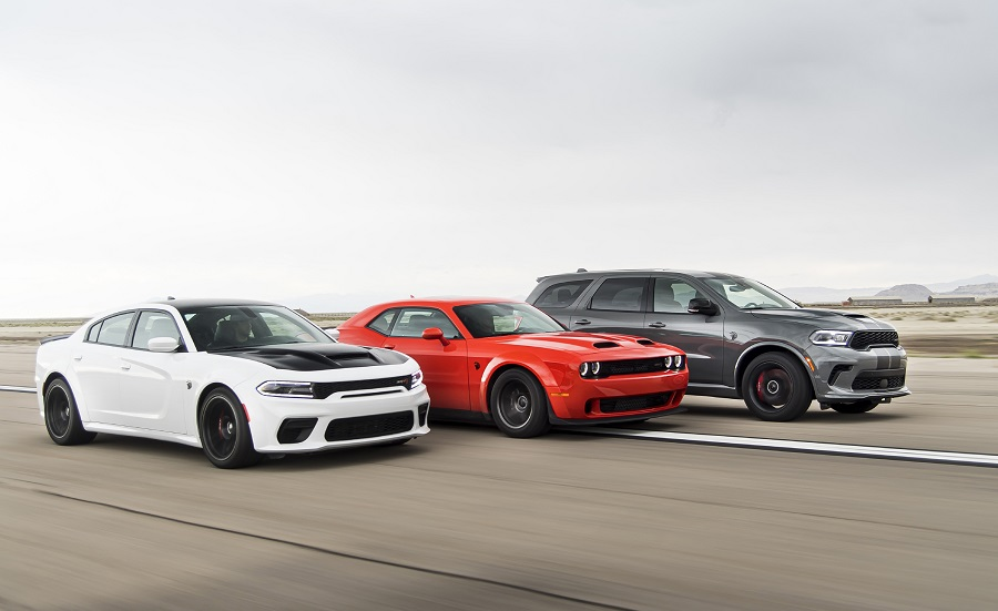 first look new hemi srt muscle for 2021 - dodge dominates
