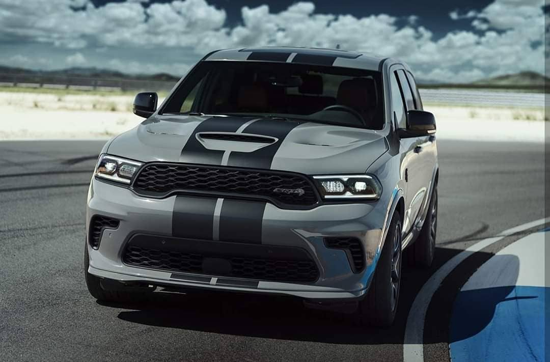 2021 Dodge Durango Srt Hellcat Most Powerful Suv Ever Video Hold On Mama