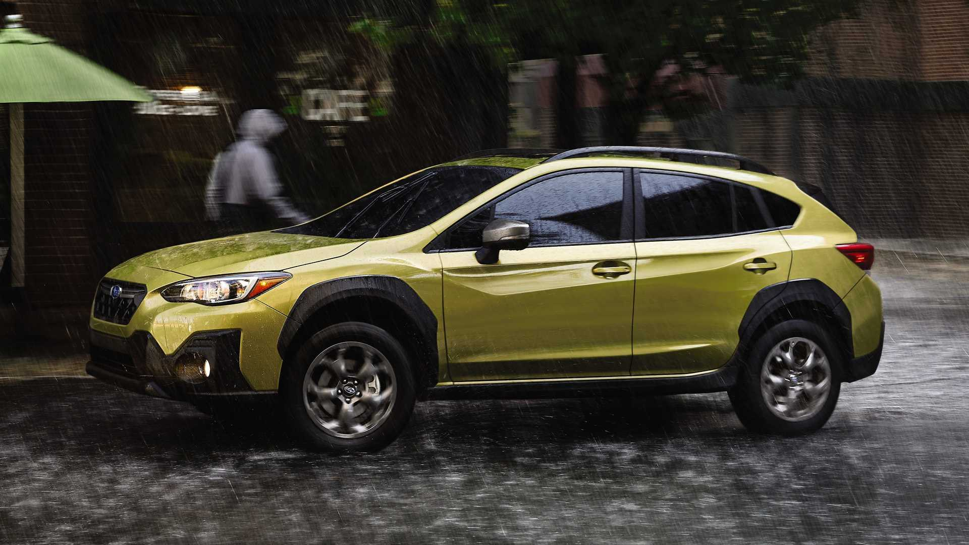 2021 Subaru Crosstrek Debuts With Refreshed Design Suspension And An Available 2 5 Liter Engine