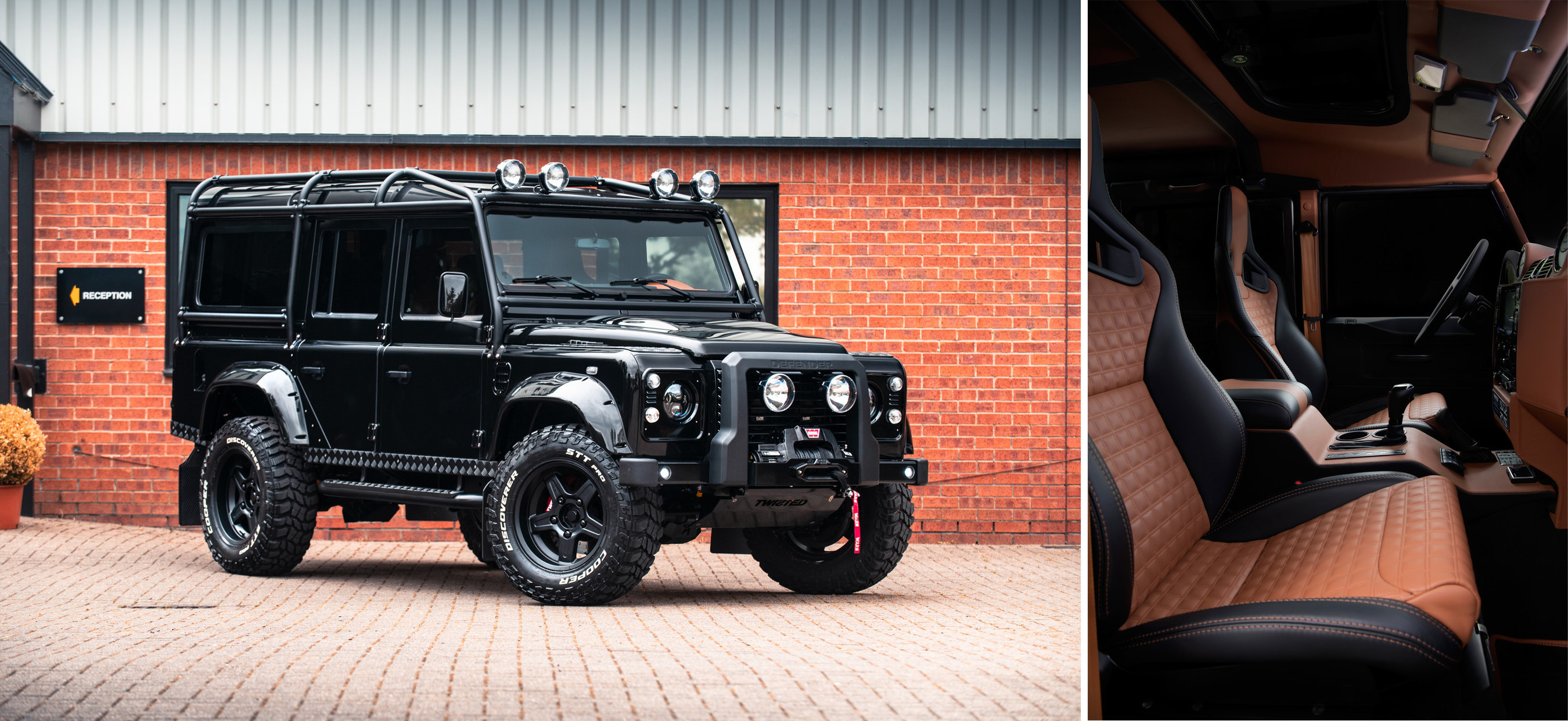 Twisted Iconic British 4x4 Suv Legends Now In Usa