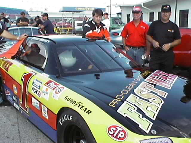 Discount Car Parts >> Pictures from The 1999 NASCAR Goody's Dash Series Discount ...