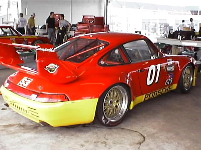 #01 NETTTS/EPE/Instruction Set Porsche 911 RSR (GT3)