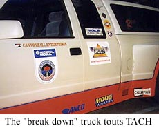 break down truck