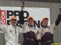 SCCA PRO: Borcheller, Plumb Race to World Challenge Wins at Mid-Ohio