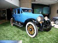 HARLEY EARL'S ONE-OFF 1920 CADILLAC LIMO