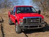 2007 Ford F-350 Vs. Ford F-450 Review - Evolution brings new monsters to the road.