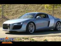 Road Trip: 2008 Audi R8 - EXCLUSIVE 3-PART VIDEO FEATURE