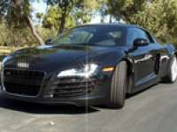 Automobile Magazine Names the Audi R8 Automobile of the Year - VIDEO ENHANCED