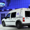 2008 Chicago Auto Show: Ford Introduces Its Small Business Van to America - VIDEO ENHANCED