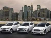 New York Auto Show: Mercedes-Benz Launche Three Diesel Powered Sport Utilities