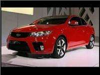 All-new 2010 Kia Forte Koup recognized as a 'Best in Show' at New York International Auto Show