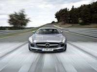 Mercedes-Benz SLS AMG to Appear in Gran Turismo®5