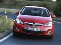 New Opel Astra: The First Class Compact
